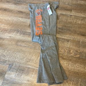 Gray Chicago Bears NFL Graphic Lounge Pants